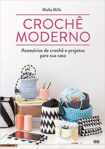Livro Crochê Moderno